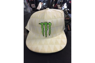 Casque Monster blanche one
